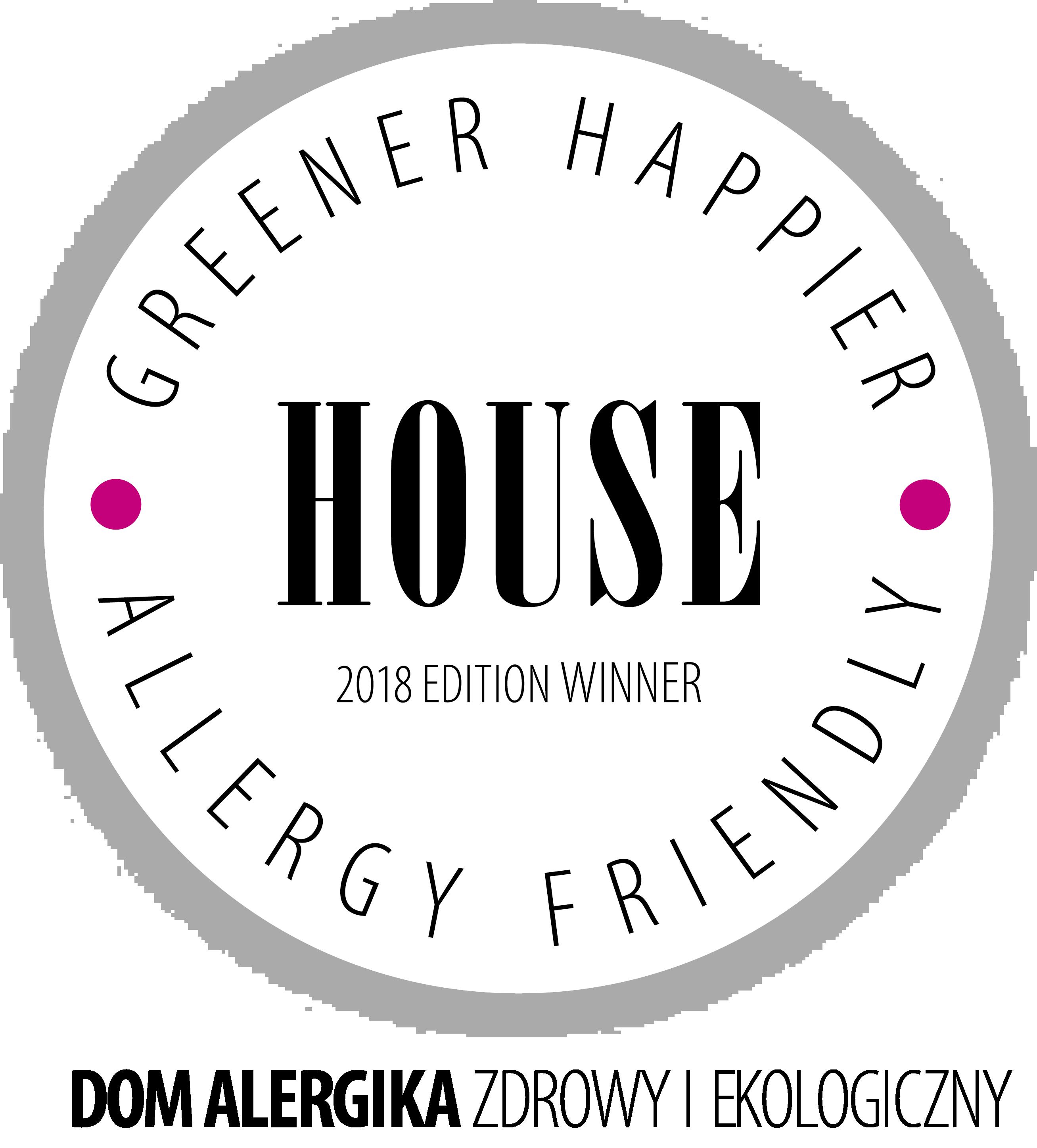 Allergy Friendly House-hipoalergiczni-konkurs
