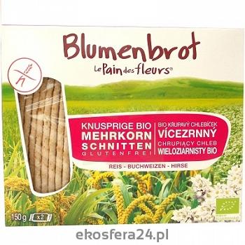 Blumenbrot Chleb Bezglutenowy Wieloziarnisty