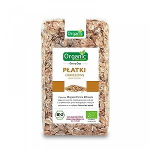 Płatki Orkiszowe Organic