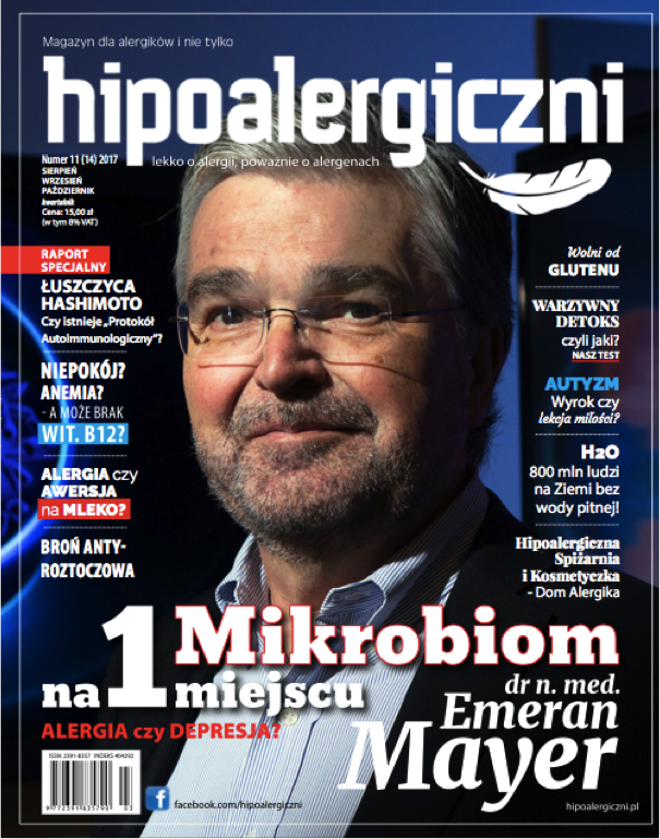 Magazyn Hipoalergiczni_2017_08_Emeran_Mayer