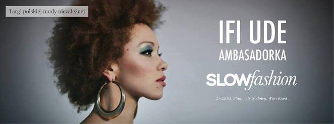 Ifi Ude ambasadorka Slow Fashion