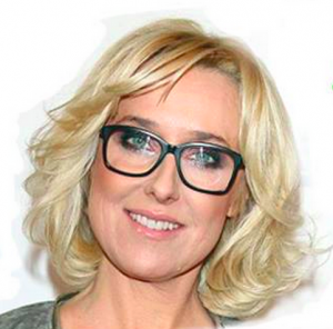 """Agata Młynarska - ambasadorka projektu autorka książki """"Pyszna zmiana, czyli moje życie bez glutenu"""""""