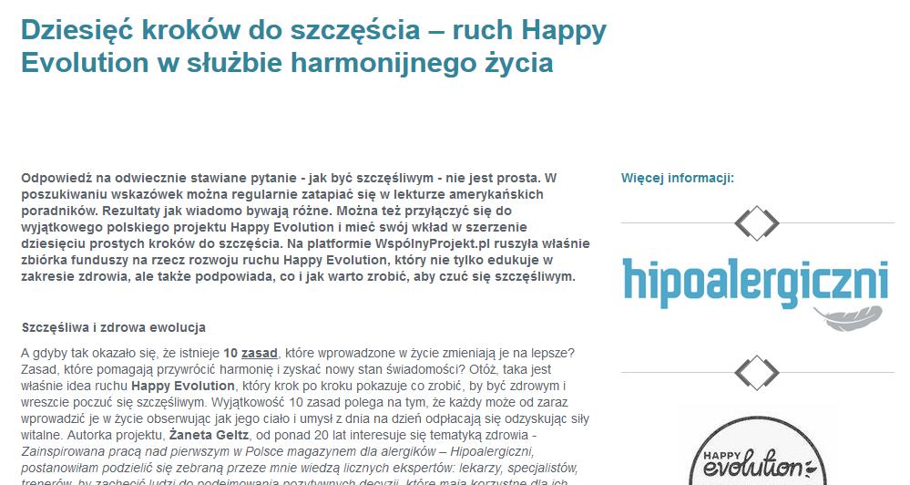 TOWNMAG - 10 kroków do szczęścia, zdrowia i równowagi