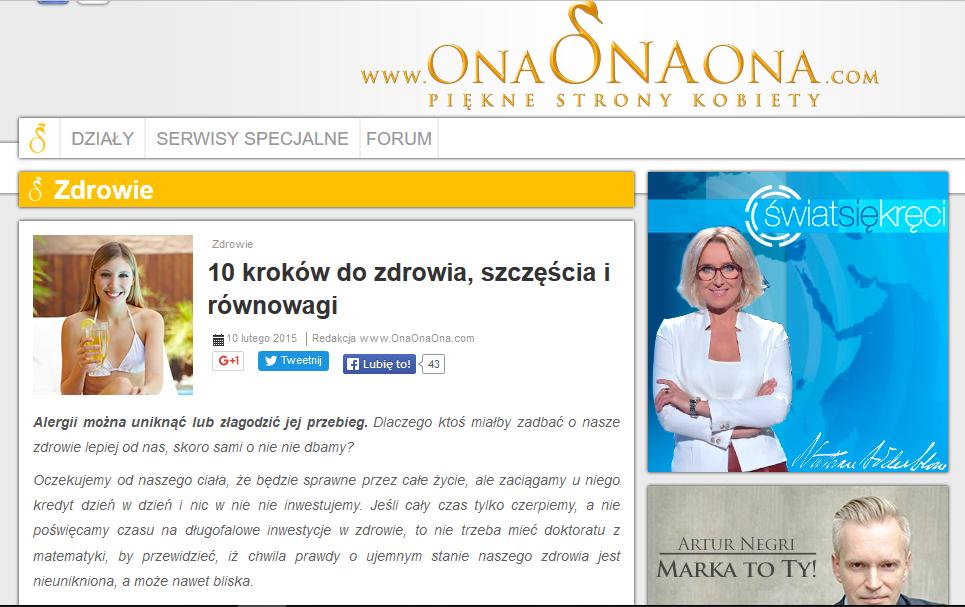 onaonaona - 10 kroków