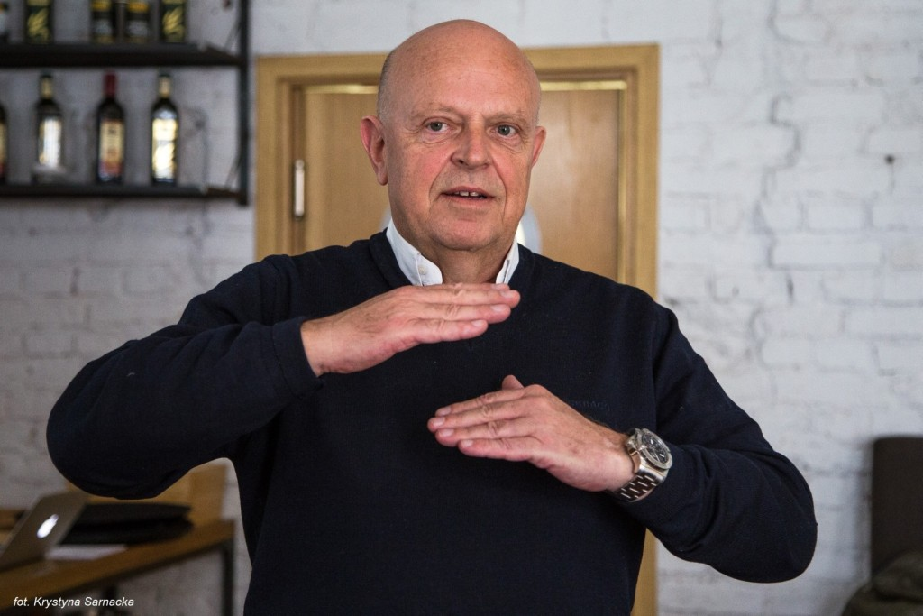Robert Birch - właściciel duńskiego patentu