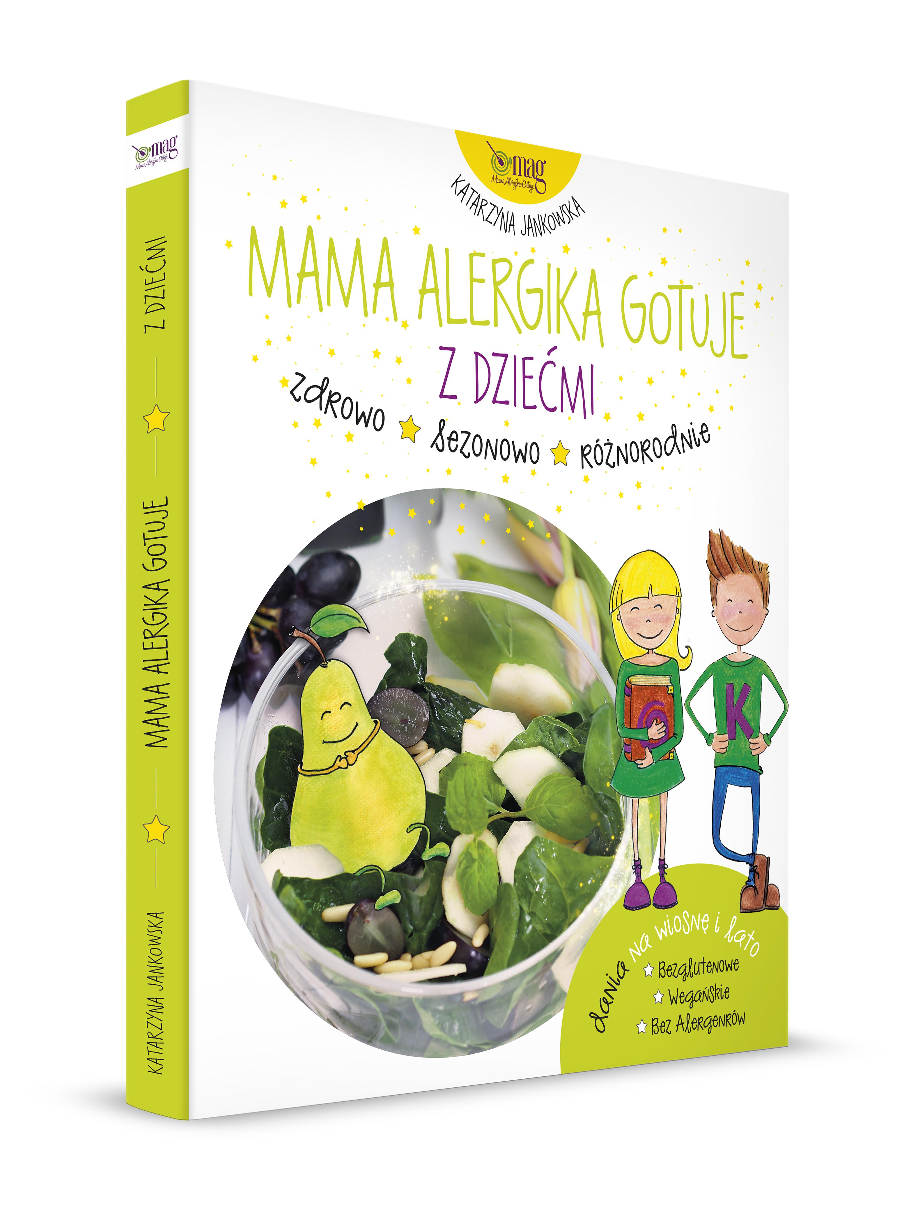 www.mamaalergikagotuje.pl-książka