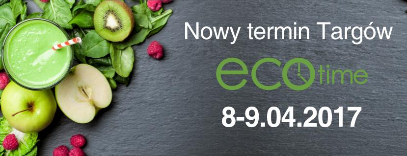 EcoTime_nowa data targów