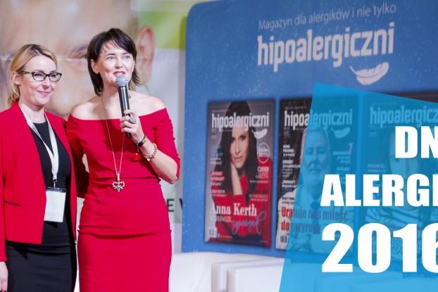 Wideo relacja Magazynu Hipoalergiczni z Dni Alergii 2016