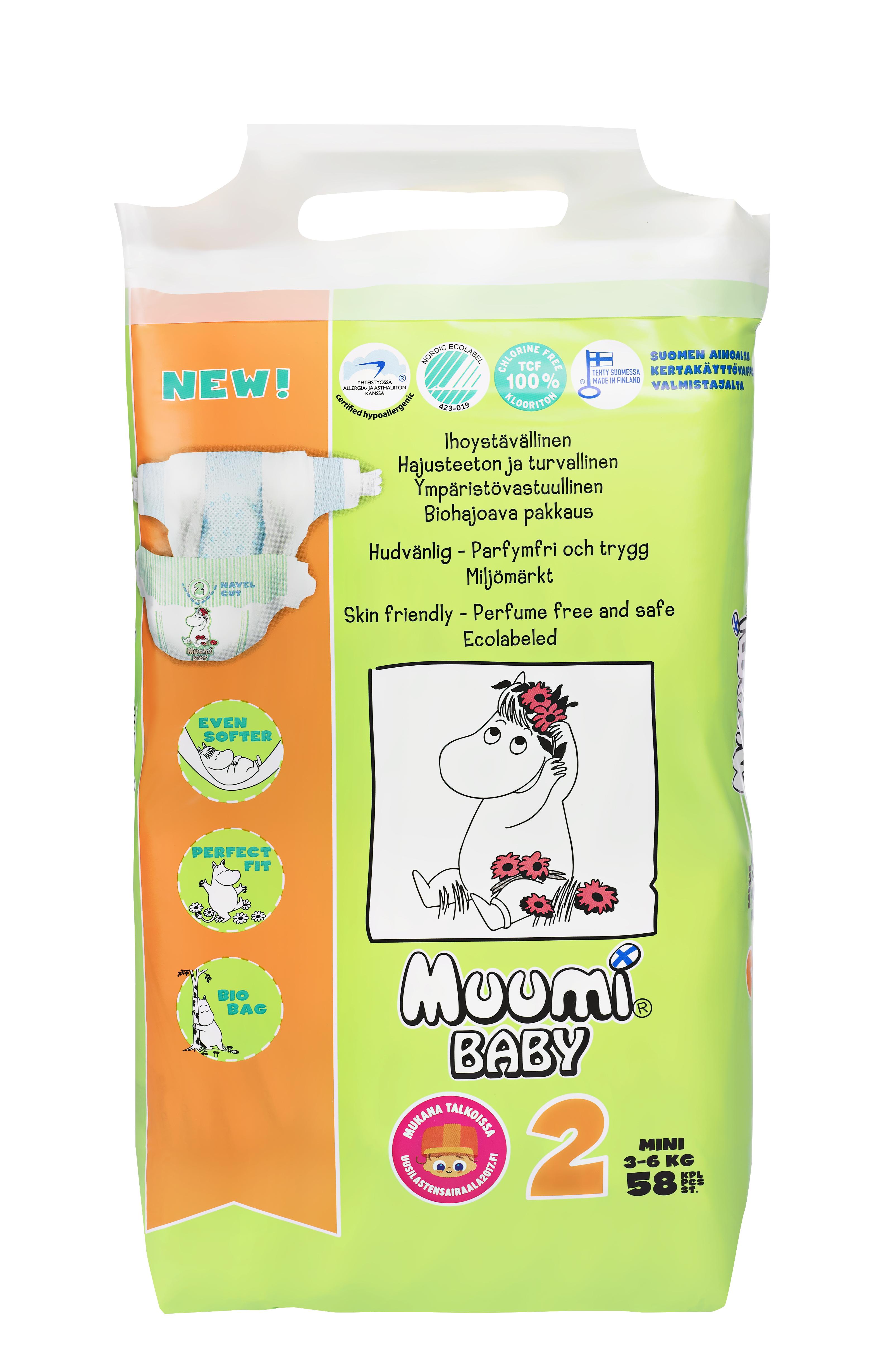 Muumi-Baby
