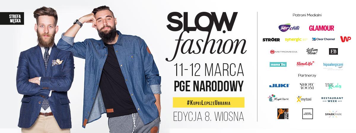 Strefa Męska na targach Slow Fashion #8 - Wiosna