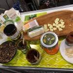 Punkt degustacyjny: Bakra Natura, sery Verys, Nachosy Cibora, Herbata od AgicsNaturals