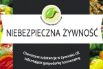 OKŁADKA - Niebezpieczna żywność by Pesticide Action Network-hipoalergiczni