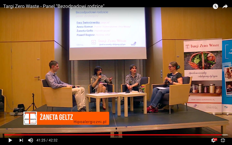 Żaneta-geltz-zero-waste-panel-dyskusyjny