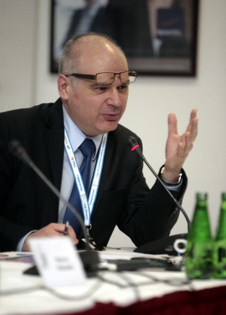 Wojciech Kuta, redaktor naczelny miesięcznika i portalu Rynek Zdrowia