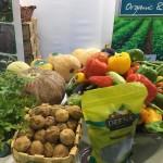 Lokalne organiczne warzywa