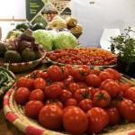 Warzywa z upraw ekologicznych UAE