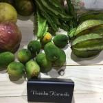 Egzotyczne warzywa i owoce ze Sri Lanki