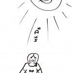 20 minut dziennie na słońcu