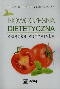 Nowoczesna dietetyczna książka kucharska