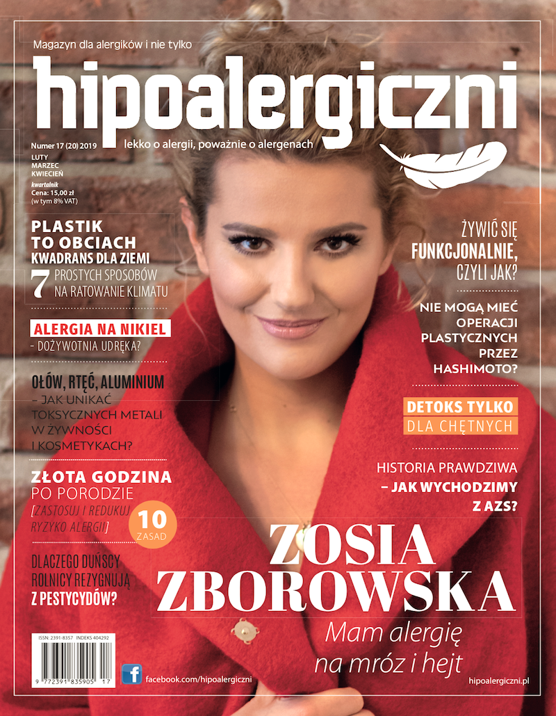 HIPOALERGICZNI Luty 2019_Zosia