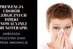 Hipoalergiczni Cover prewencja chorób alergicznych dzięki innowacyjnej immunoterapii_