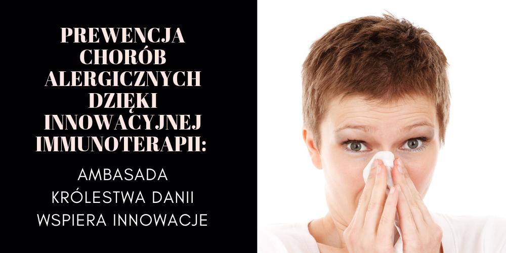 Cover prewencja chorób alergicznych dzięki innowacyjnej immunoterapii_