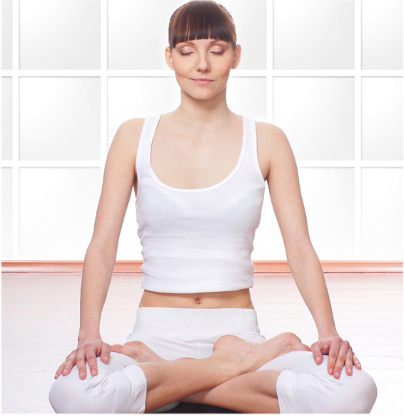 medytacja - joga - roczne kolejki do okulistów: