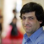 Dan Ariely - twarz - reklama