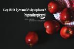 okładka czy BIO żywność się opłaca Hipoalergiczni