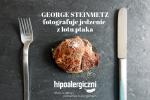 Hipoalergiczni okładka fotografuje jedzenie z lotu ptaka GEORGE STEINMETZ