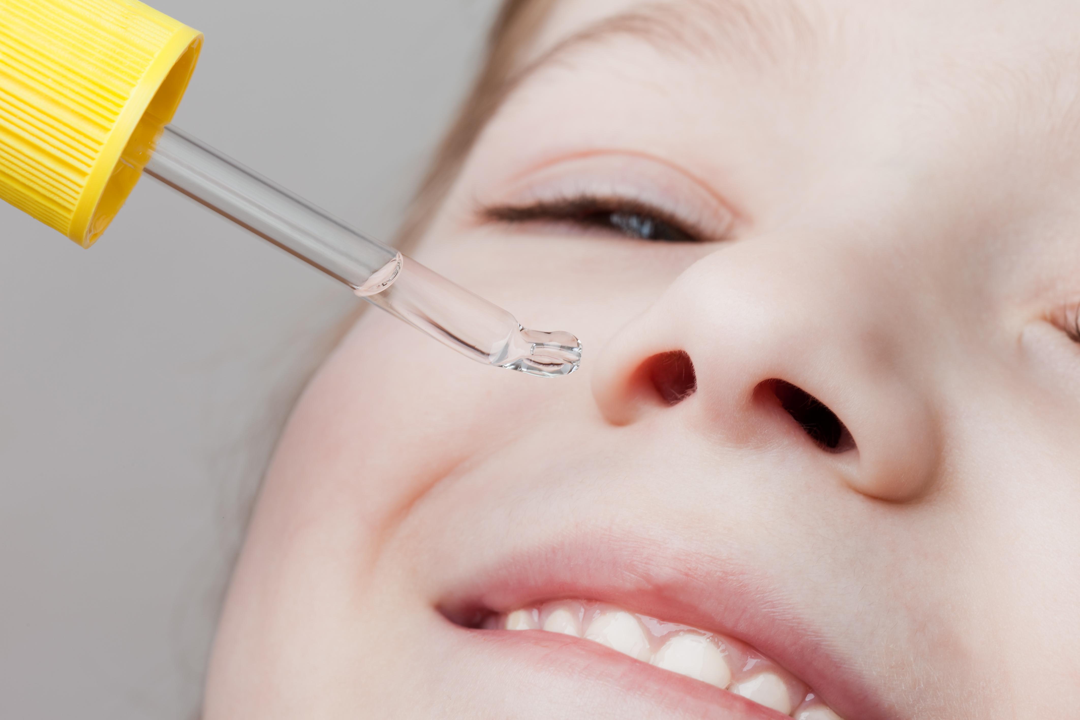Immunoterapia Myłek alergia dziecko kropelki
