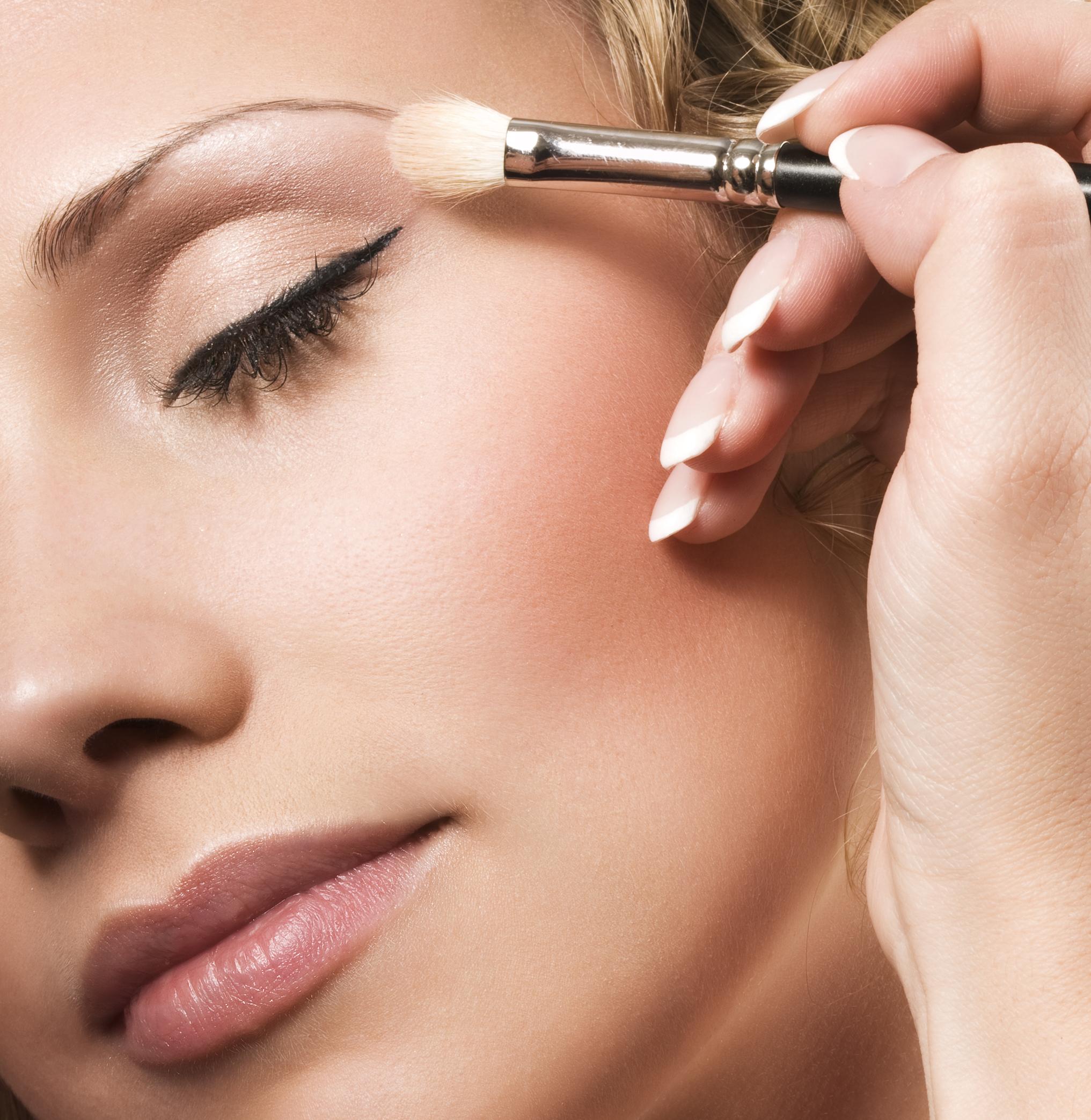 makijaż wizaż 2 Niespodziewana infekcja po wizycie u wizażysty