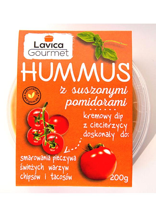 Hummus Lavica Food