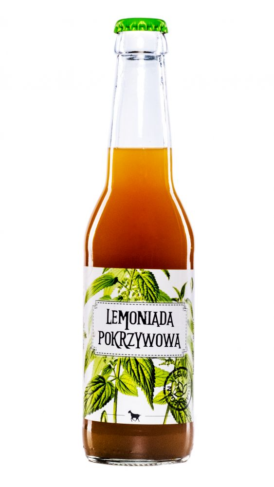Lemoniada pokrzywowa tradycyjna