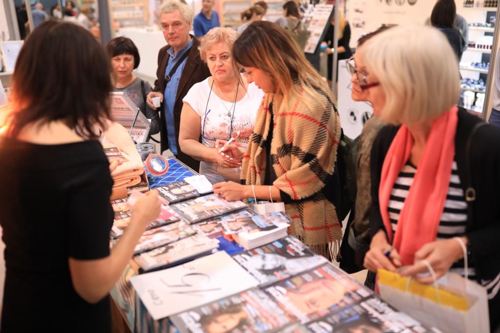Premiera Łazienki Alergika - spotkanie z Czytelnikami