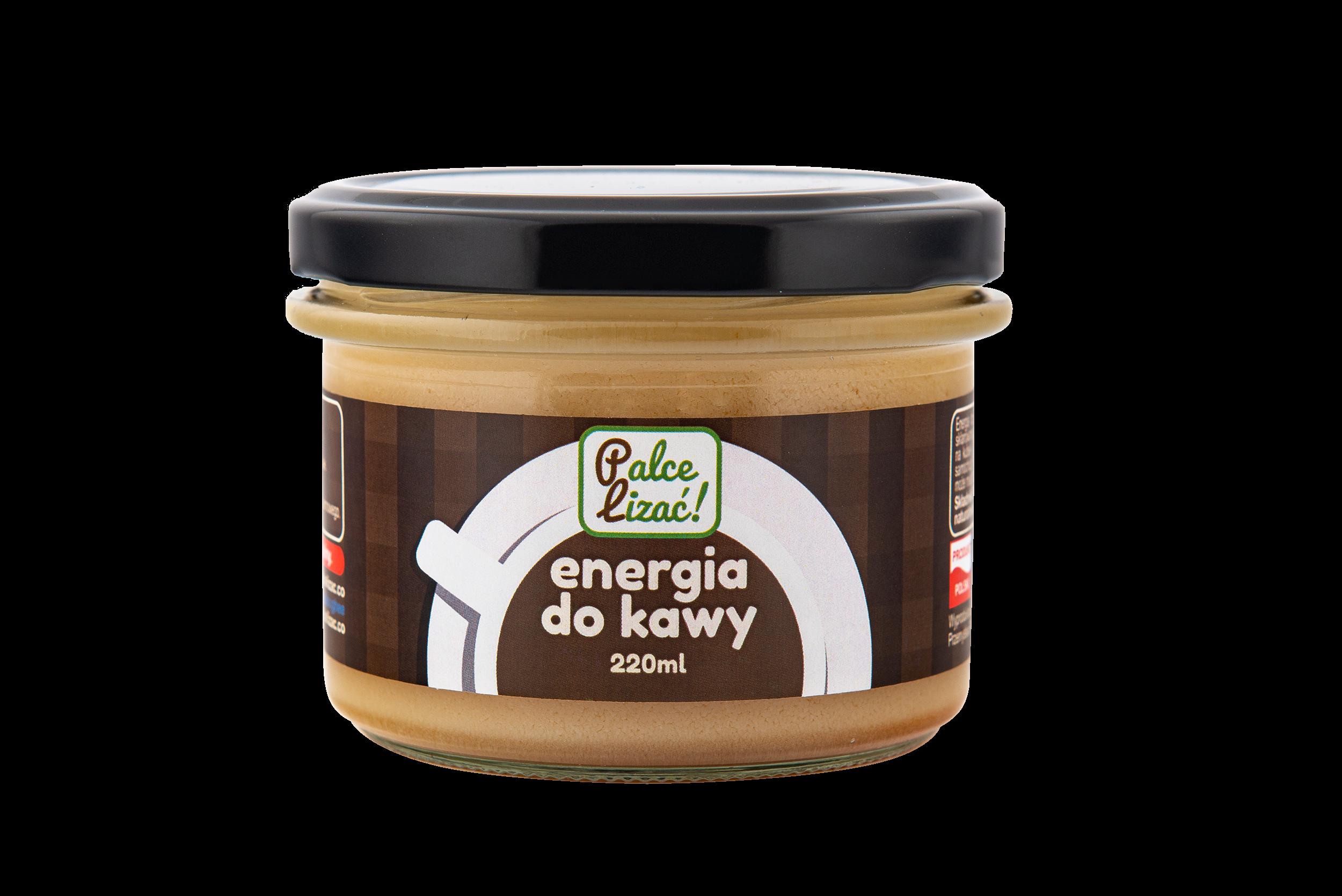 Energia do kawy Palce Lizać