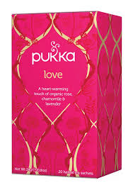Herbata Pukka Love