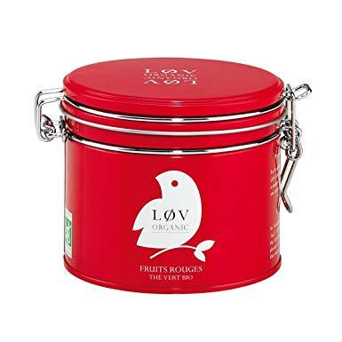 Herbata czerwona Løv organic