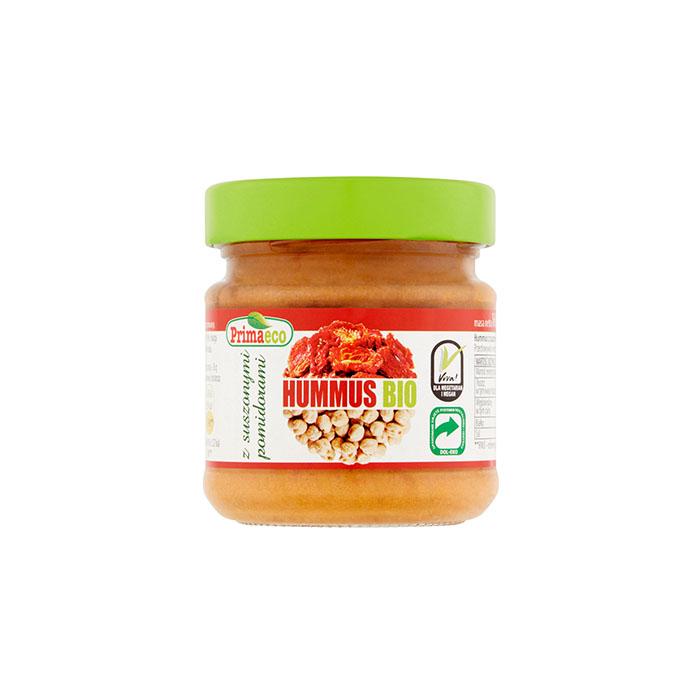 Hummus z suszonymi pomidorami bio Primavika