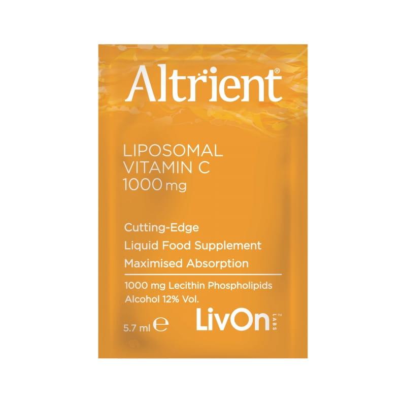 Liposomalna witamina C Altrient®C