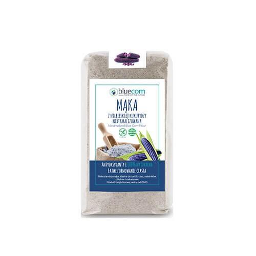 Mąka z niebieskiej kukurydzy Blue Corn
