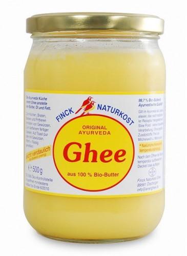 Masło klarowane ghee Finck Ayurveda