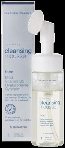 Mus oczyszczający Ultimate Cleansing Mousse Faaborg Pharma