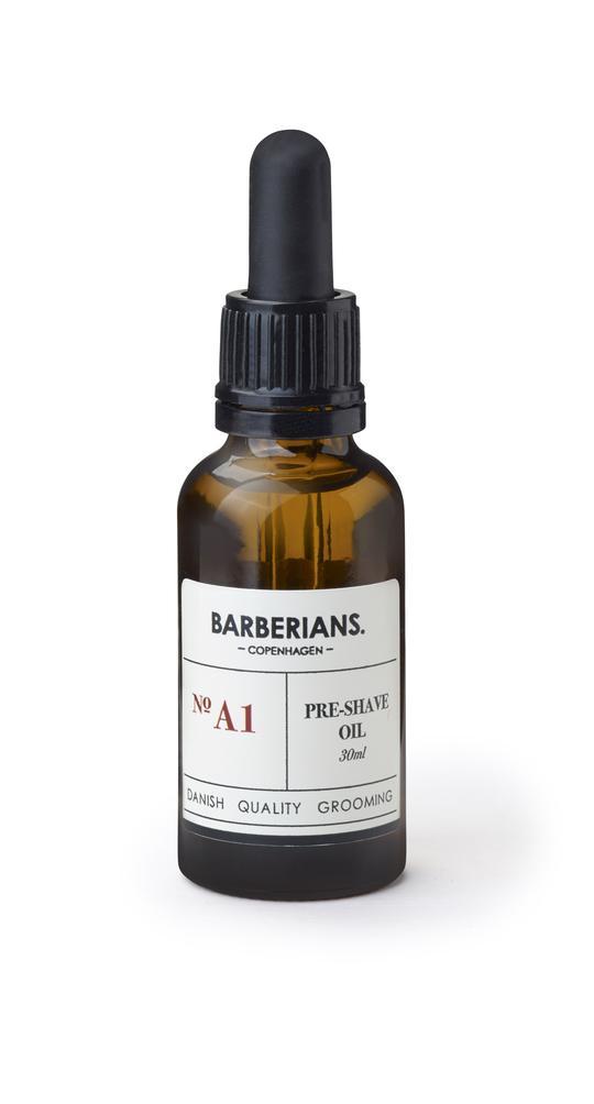 Olejek przed goleniem Barberians