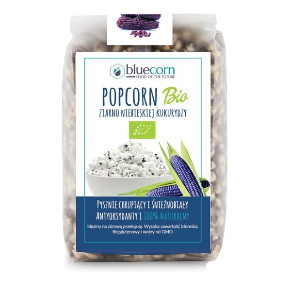 Popcorn Bluecorn