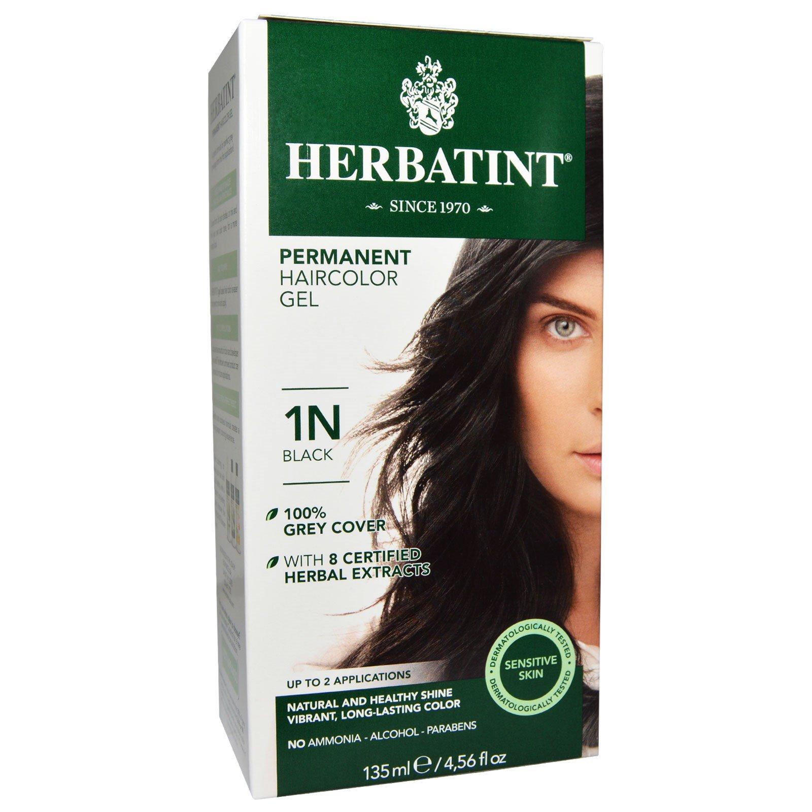 Ziołowa farba do włosów Herbatint