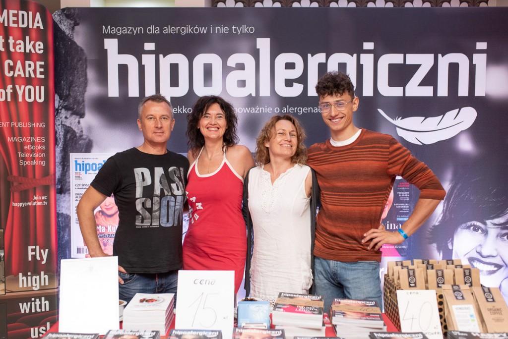 Marcin i Żaneta Geltz, Marzena i Michał Andrzejewscy