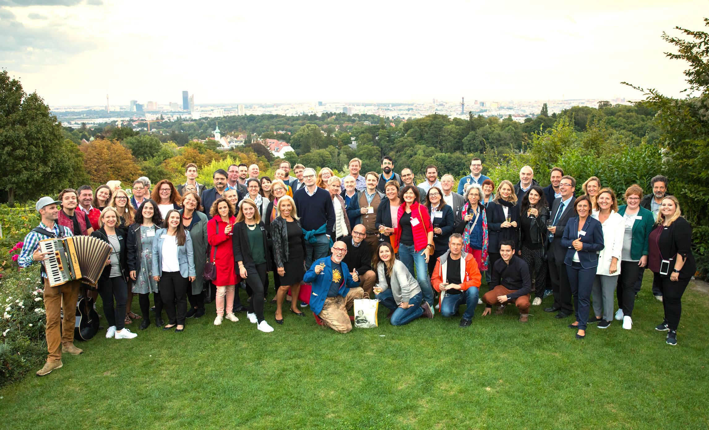 Abendveranstaltung im Rahmen der BIOFACH 2020 und VIVANESS 2020 Presseveranstaltung am 17. September 2019 in Wien.