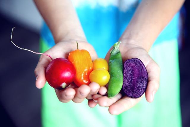 Jedzenie wege - Hipoalergiczni