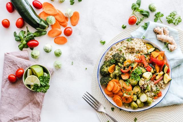 Jedzenie wegetariańskie - Hipoalergiczni